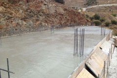 beton gieten
